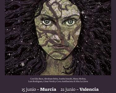 """Primeras fechas de presentación de """"Violética"""" de NACHO VEGAS."""