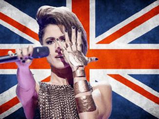 Barei Ocupa el Puesto 22 en Eurovisión