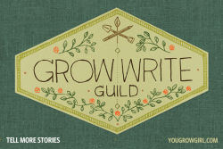 Grow Write Guild: Creative writing prompts for gardeners