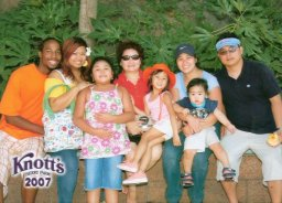Knotts Family Photo 2007