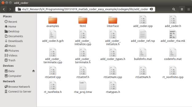 directory_matlab_coder