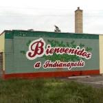 Bienvenidos a Bloomington by Rogelio Gutierrez