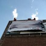 Massachusetts Ave. Billboard Project: Adam Courier