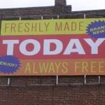 Massachusetts Ave. Billboard Project: Joseph Traylor & Cate Whitcomb