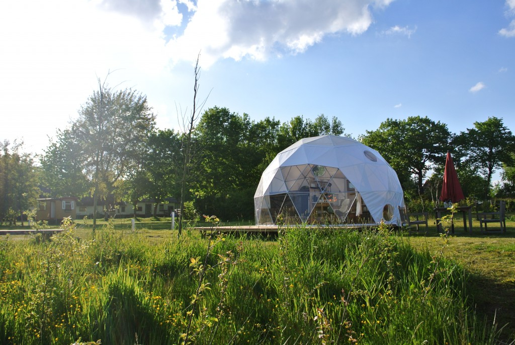 De Dome- camping Bij Ons - 120 euro per nacht