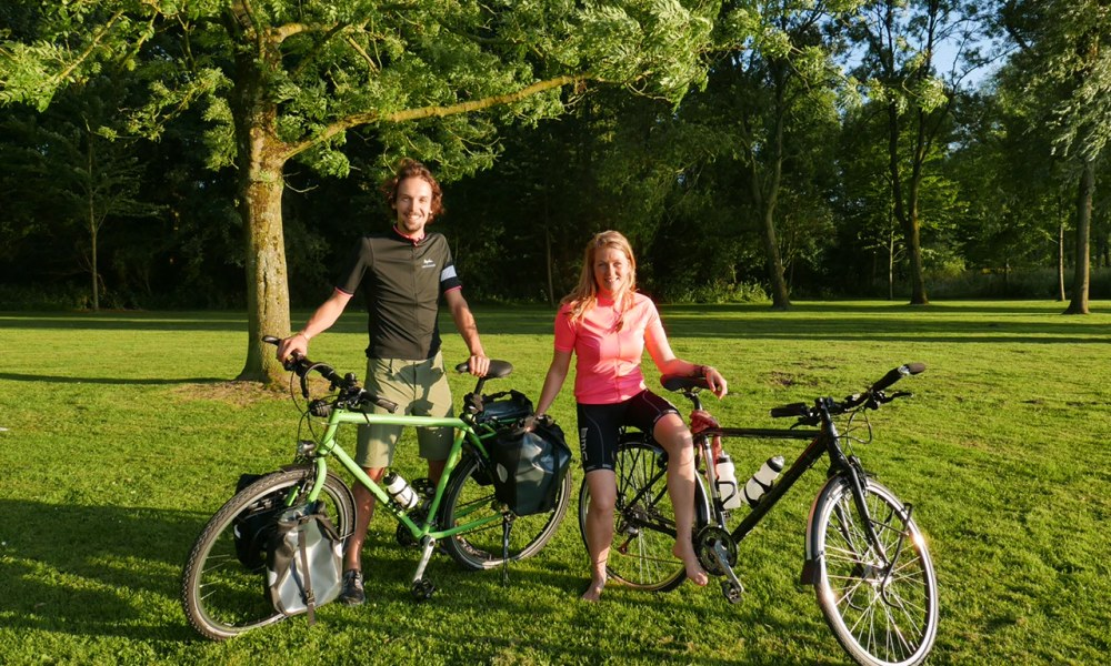 stijn valerie fiets