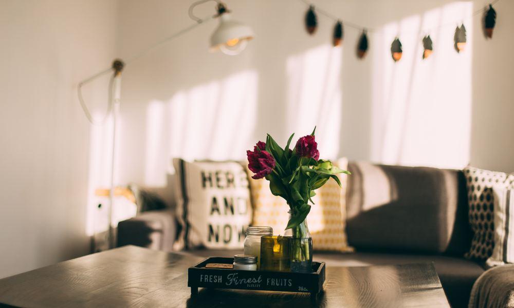 vijf tips om je interieur op te leuken