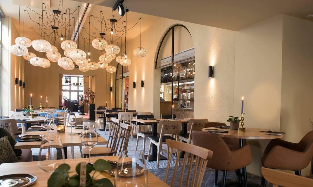 Umami by Han Amsterdam: Aziatische-fusion gerechten en shared dining