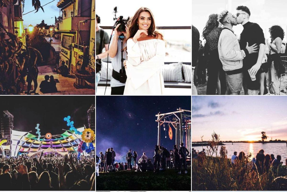 kirsten collage
