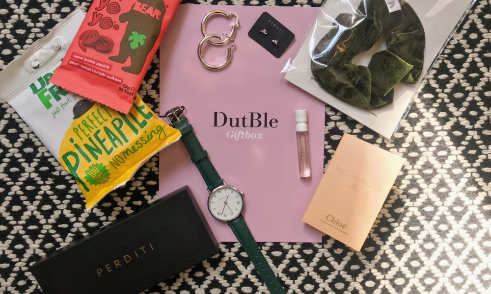 dutble giftbox