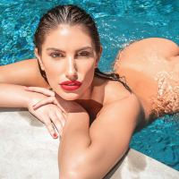 August Ames - A Hot Day In August