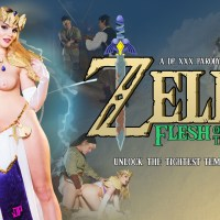 Zelda Flesh of the Wild: A DP XXX Parody