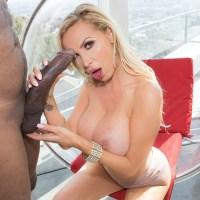 Nikki Benz Takes On Dredd's Monster Cock
