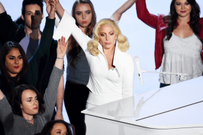 Lady Gaga's Empowering Oscars Performance
