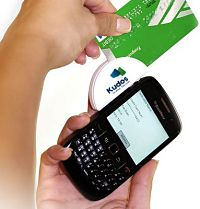 how to take credit card payments on smartphones