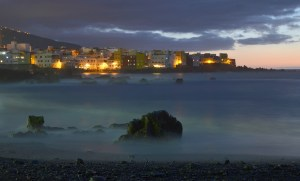 Evening Skyline in Tenerife