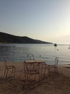 Seaside Dinner in Beautiful Greece