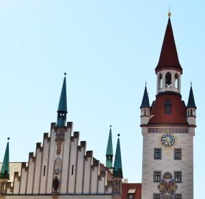 Artistic German Architecture