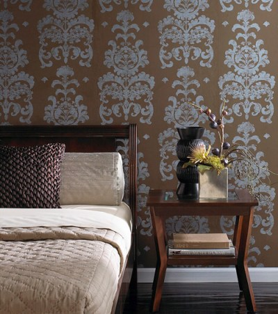 Trends and Tips in Wallpaper and Accent Wall Options | Devine Decorating Results for Your Interior