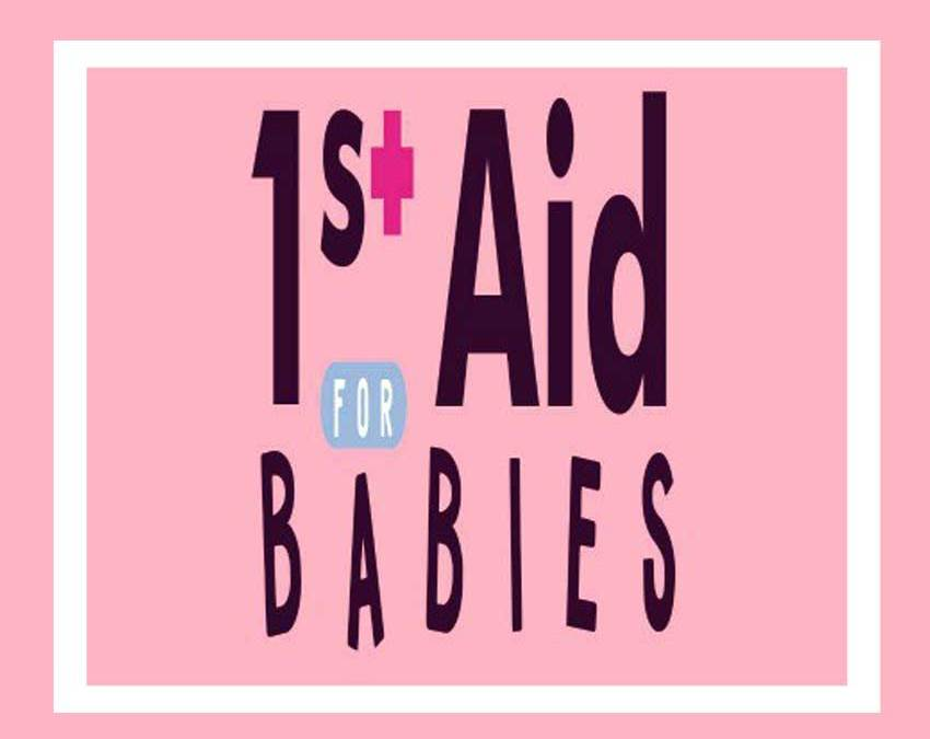 First Aid For Babies