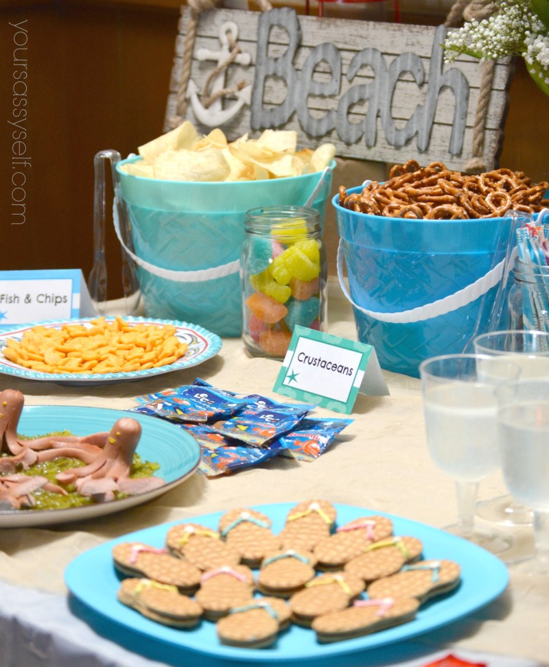 Classy 8 Year S Any Age Your Sassy Self Beach Party Ideas Birthday Beach Party Ideas Any Age Birthday Beach Party Ideas Seniors Beach Party Ideas