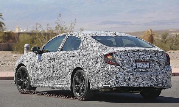 Honda 2016 Civic