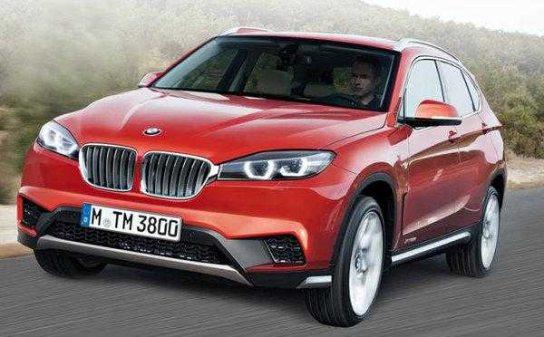 2016-BMW-X1-Redesign