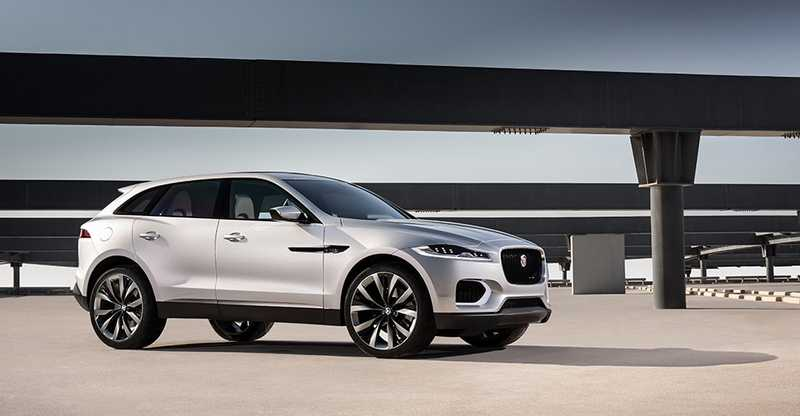 2016 jaguar f pace a truly sport suv debuts at frankfurt motor show. Black Bedroom Furniture Sets. Home Design Ideas