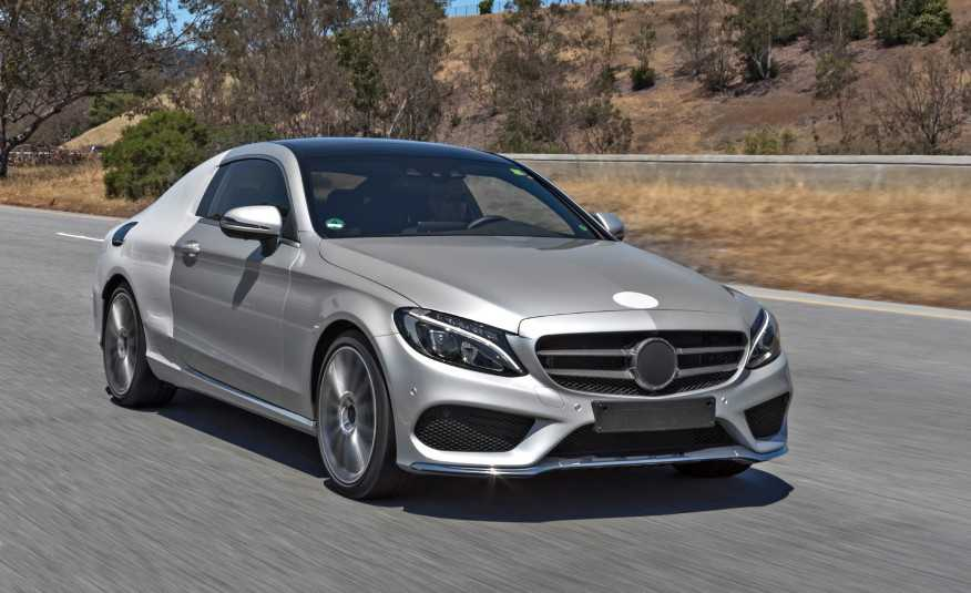 Mercedes-AMG's GLC43 Coupe blends sports auto performance with SUV style