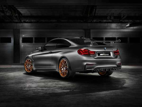 BMW M4 GTS 2016 Model