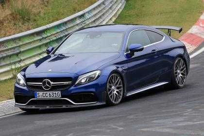 Mercedes-AMG C63 R: Could It Shame 493hp BMW M4 GTS?