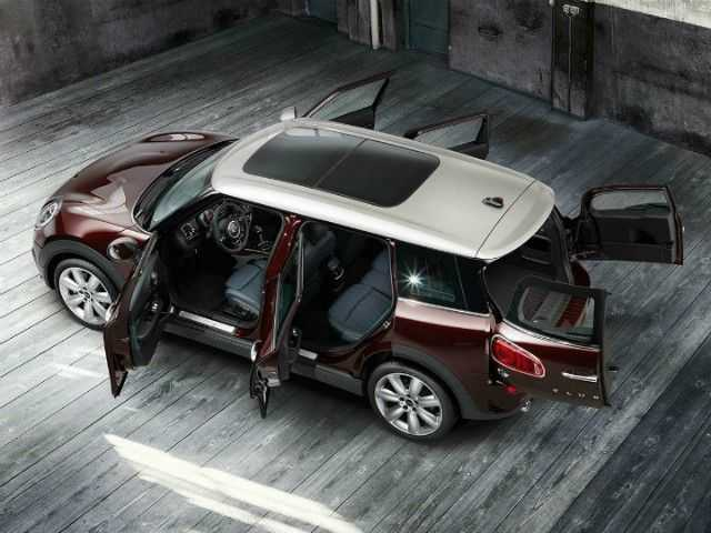 Mini Clubman New