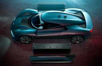 NextEV Plans EV Lineup