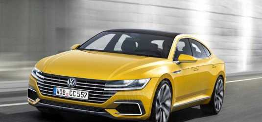 Volkswagen Arteon Four Door Coupe