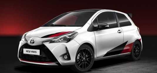 Toyota Yaris at 2017 Geneva Motor Show