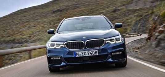 2017 BMW 530d xDrive Touring