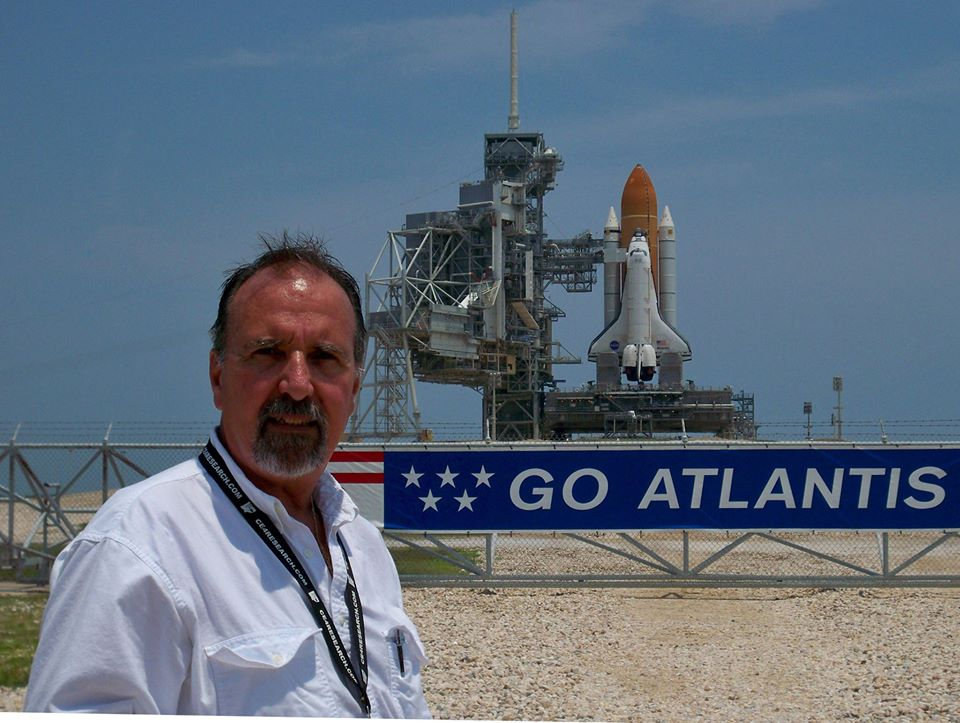 ♫ Laura's radio guest – World Expert on Aliens – Joseph G. Jordan-Part 3.