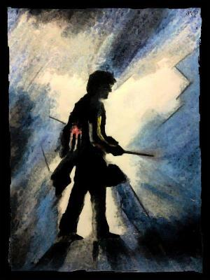 man-sword-shadow