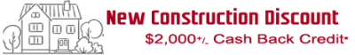 New-Construction-Discount Program - Bill Salvatore, Realty Executives East Valley - 602-999-0952