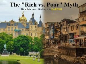 """The """"Rich vs. Poor"""" Myth: Hindi Ninanakaw ang Kayamanan, ito'y PINAGSISIKAPAN"""