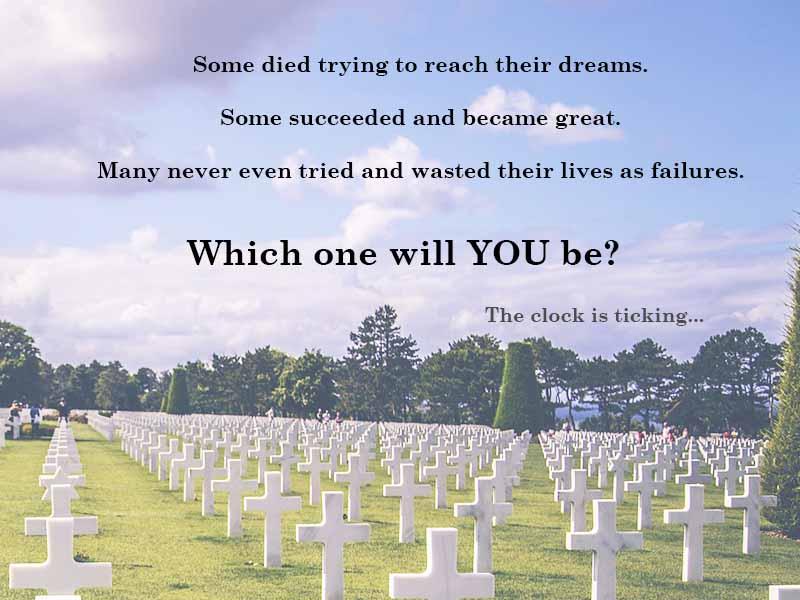 success or failure graveyard