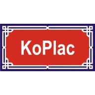 KoPlac Logo Colors
