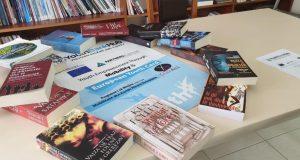 Qendra Youth Act dhuron libra të Shtëpisë Botuese Dudaj
