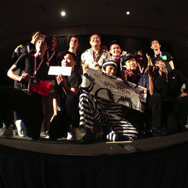 2013 AP Worlds Winners