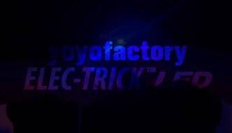 YoYoFactory Elec-trick LED Spin Top ft. Miguel Correa