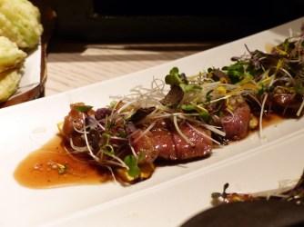 teriyaki glazed duck breast at Sake no Hana | ytTastes | Yvanne Teo