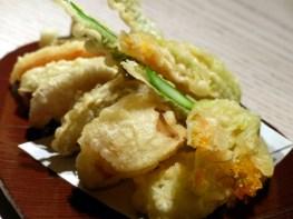 vegetable tempura at Sake no Hana | ytTastes | Yvanne Teo