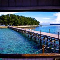 Bertandang ke Pulau Pribadi
