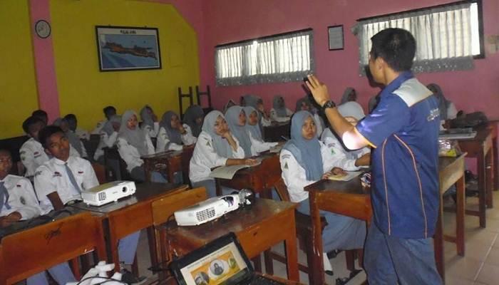 Prodi Ekonomi Syariah Mengadakan Goes to School 2017 di MA Ma'arif Sukorejo Pasuruan