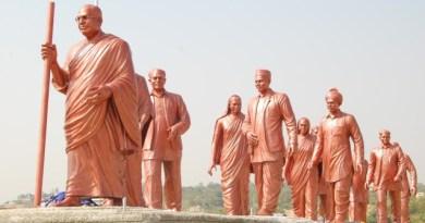 Ambedkar and his followers